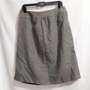 Harve Benard 100% Wool Skirt Size:12